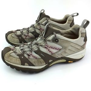 Merrell Siren Sport Wear Hiking Shoes Sz 8
